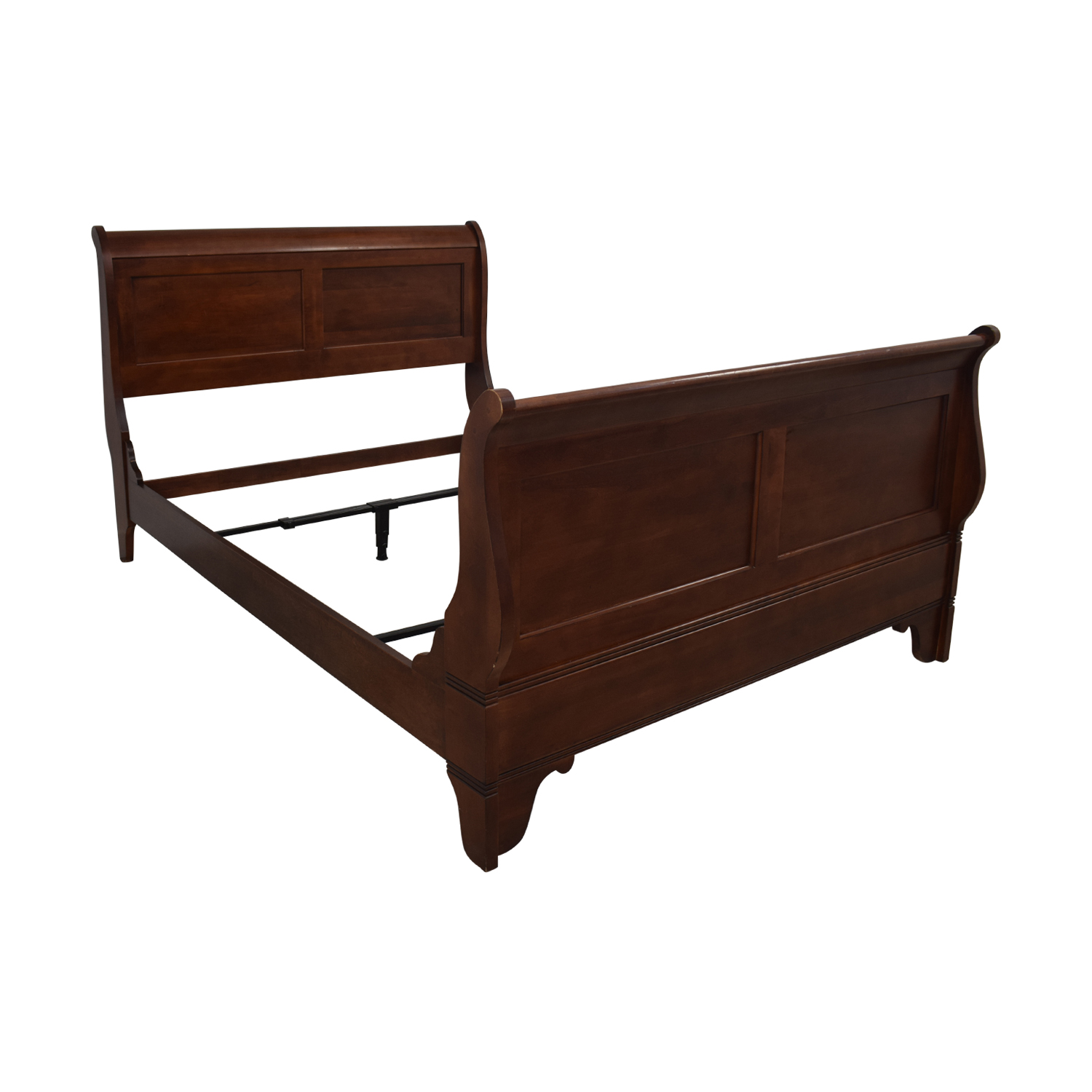 Kincaid Wood Sleigh Queen Bed Frame Kincaid