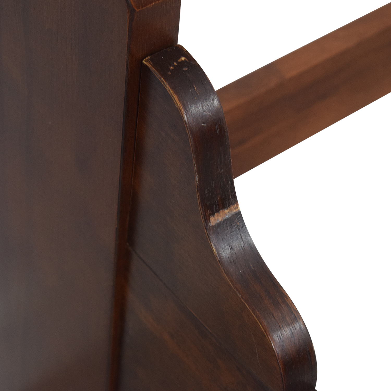 Kincaid Furniture Kincaid Wood Sleigh Queen Bed Frame coupon