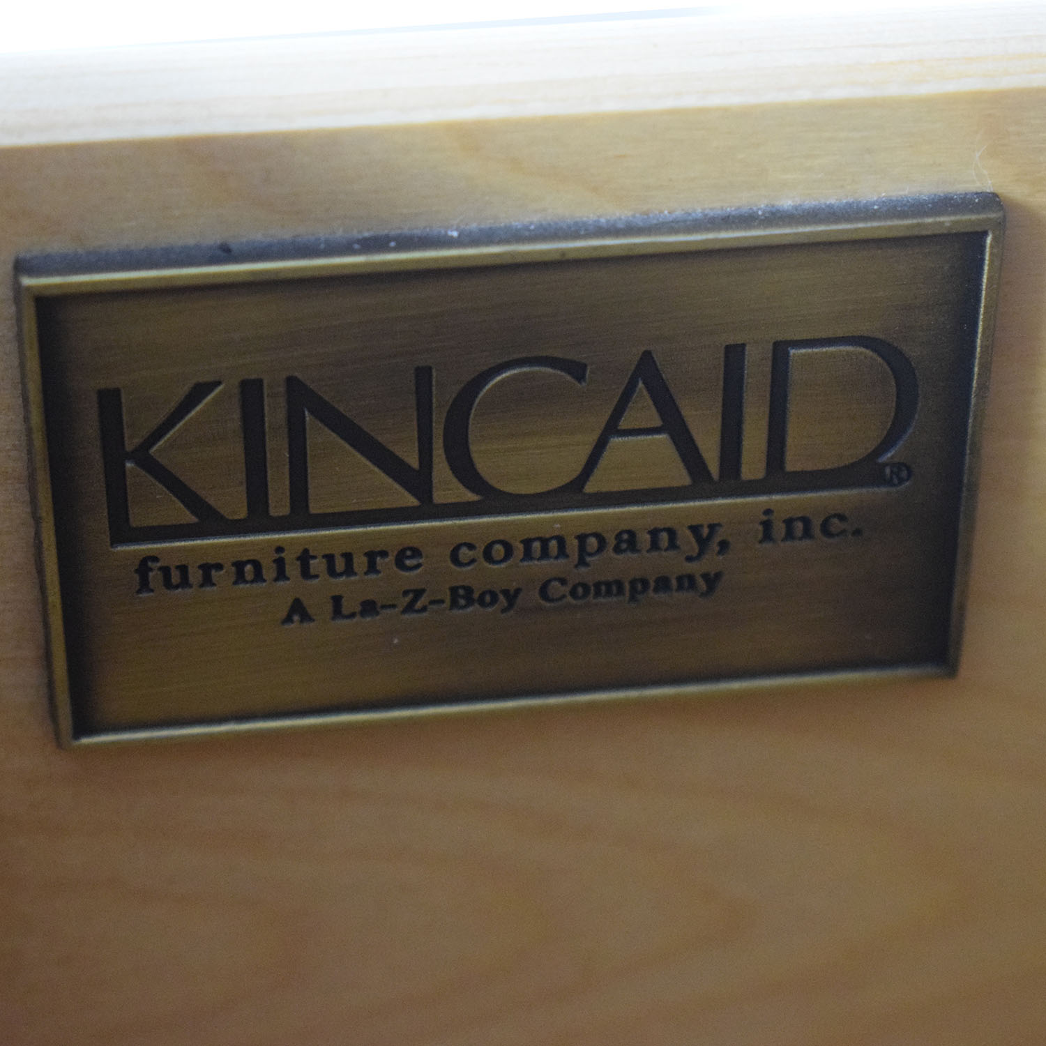 Kincaid Kincaid Wood Six-Drawer Chest of Drawers on sale
