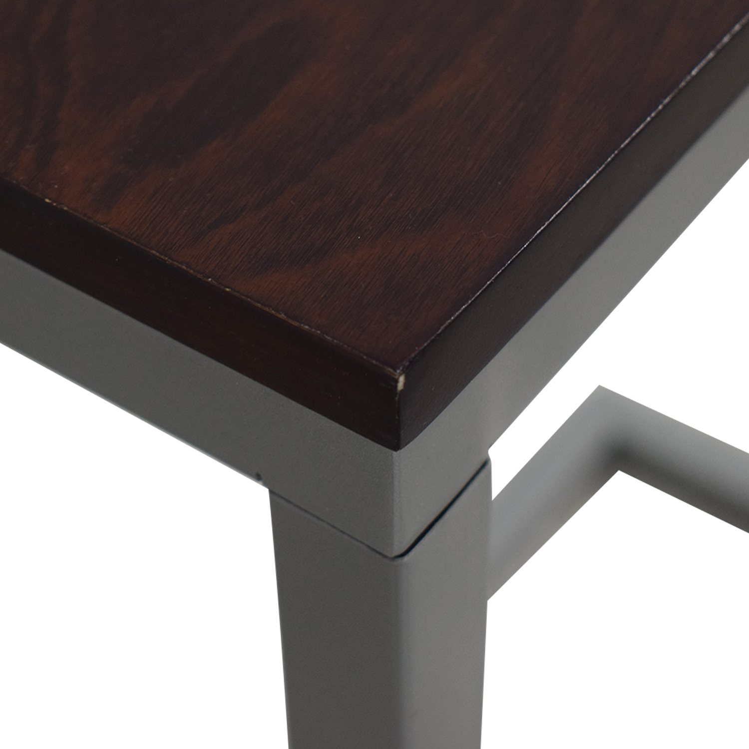 West Elm C-Shaped End Table / End Tables