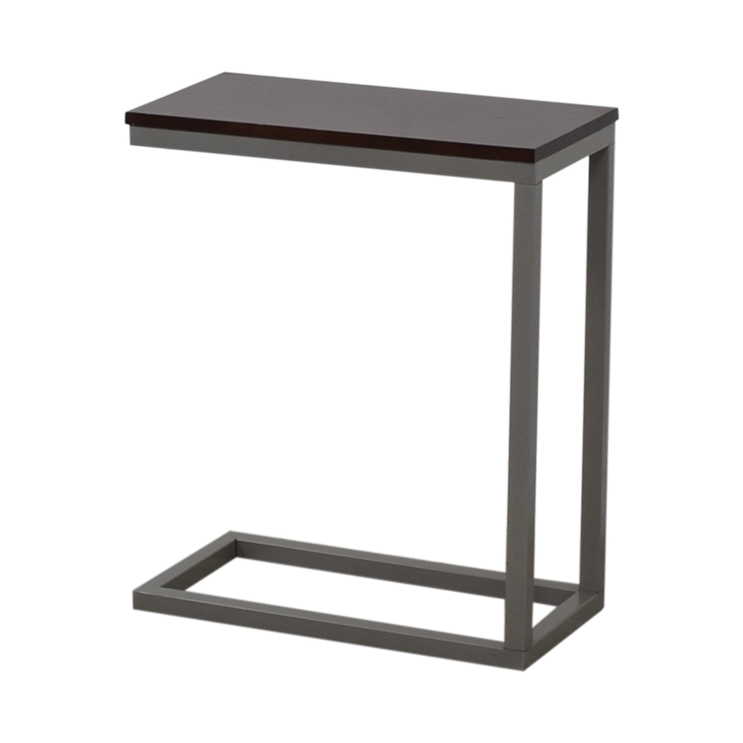 West Elm West Elm C-Shaped End Table dimensions