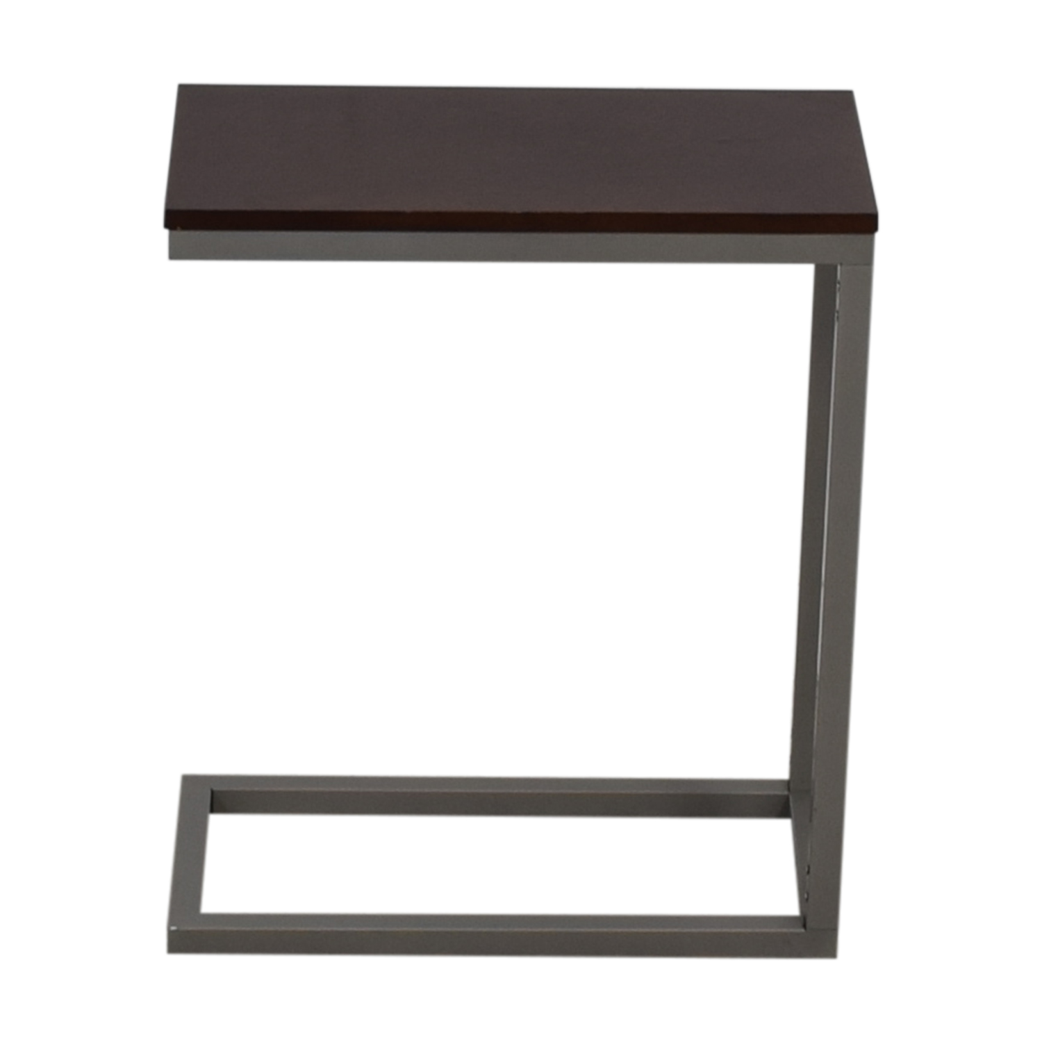 West Elm C-Shaped End Table sale
