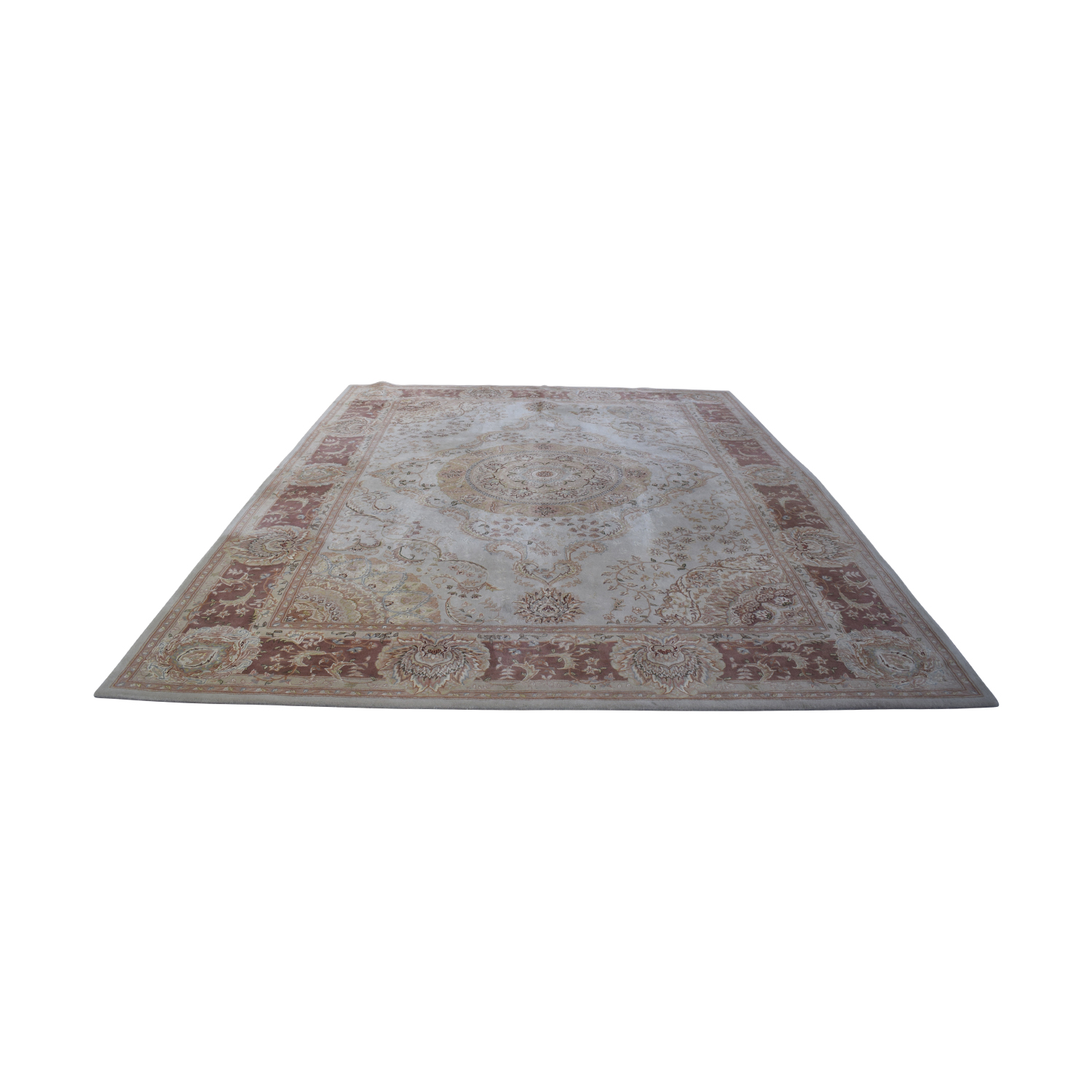 Horchow Horchow Nourison 2000 Natural Wool Rug coupon