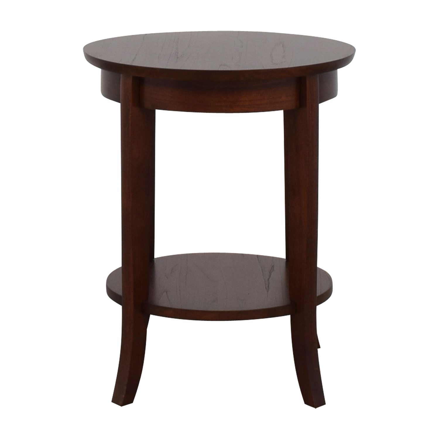 Pottery Barn Pottery Barn Chloe Round End Table dimensions