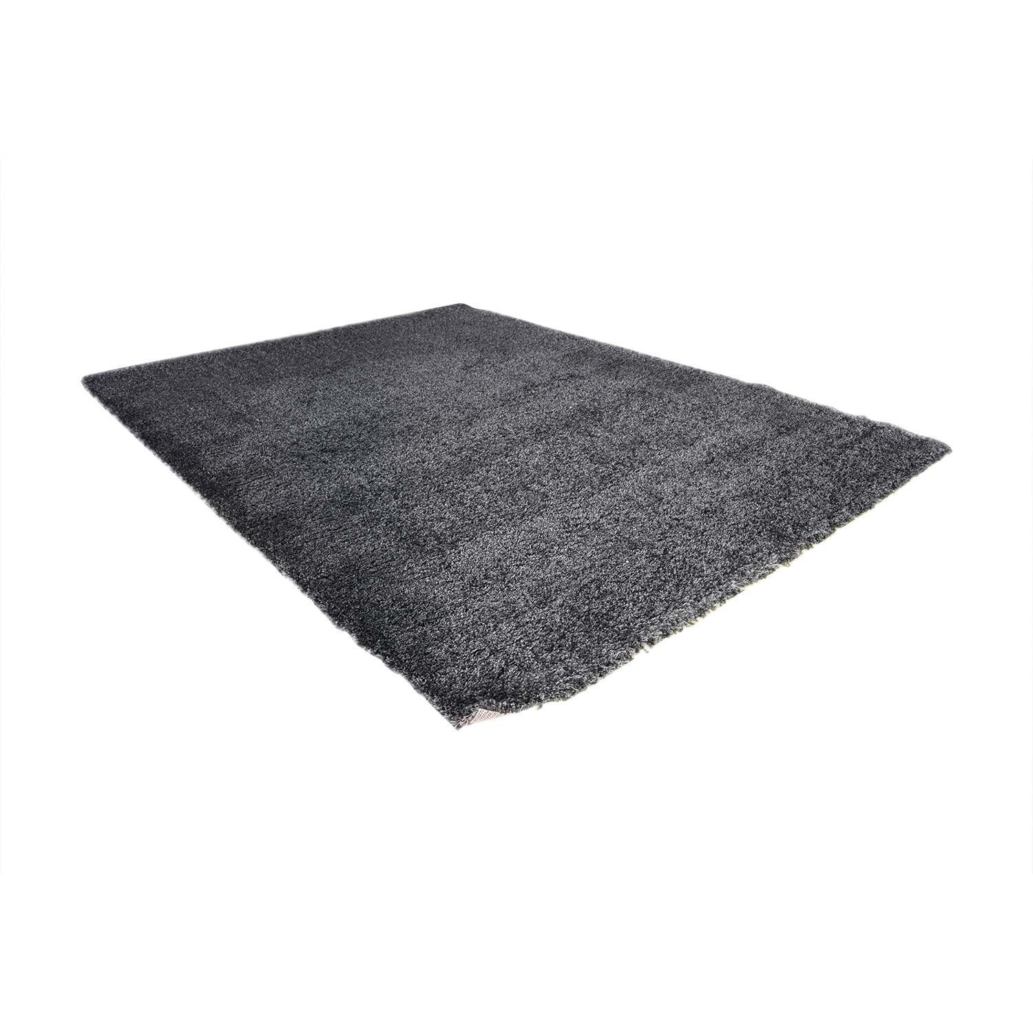 buy Crate & Barrel Black Wool Rug Crate & Barrel Rugs
