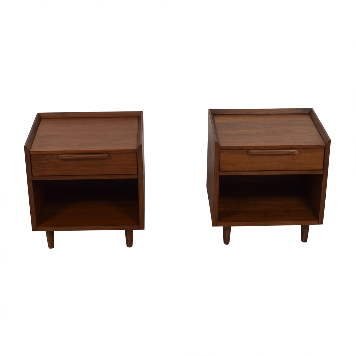 Crate & Barrel Crate & Barrel Single Drawer Nightstands coupon