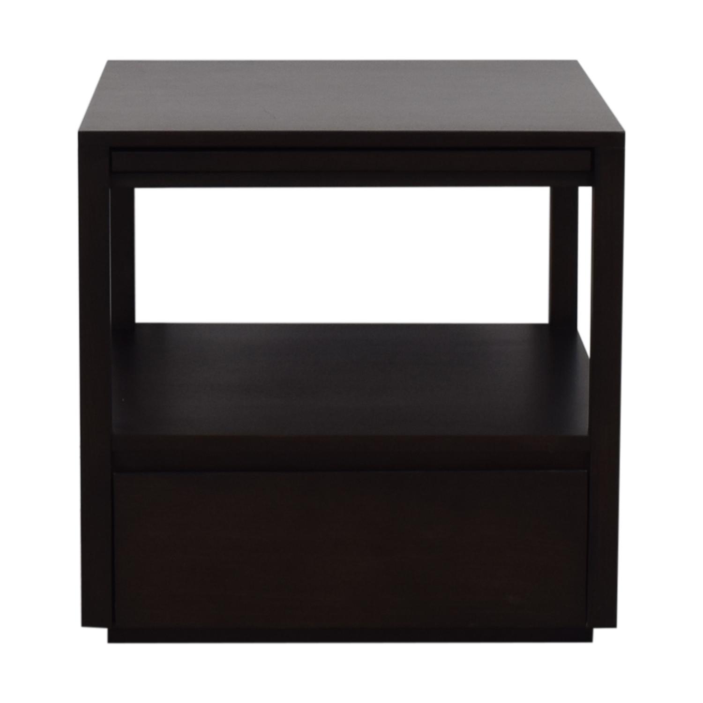 buy Crate & Barrel Crate & Barrel Wood End Table online