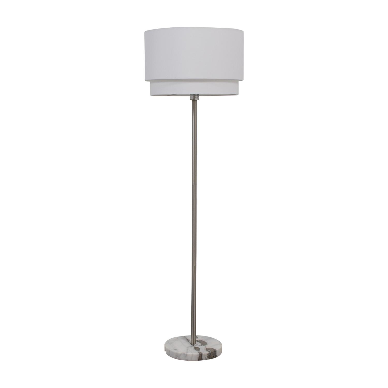 Crate & Barrel Crate & Barrel Meryl Vertical Floor Lamp coupon