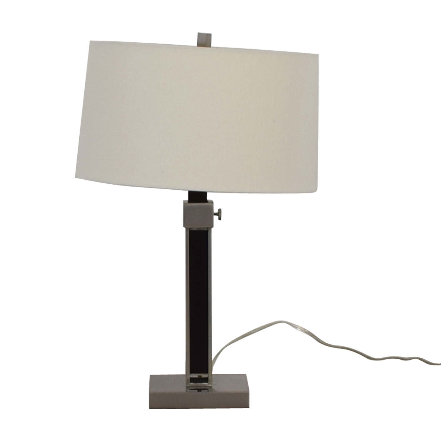 Crate & Barrel Crate & Barrel Denley Table Lamp nj