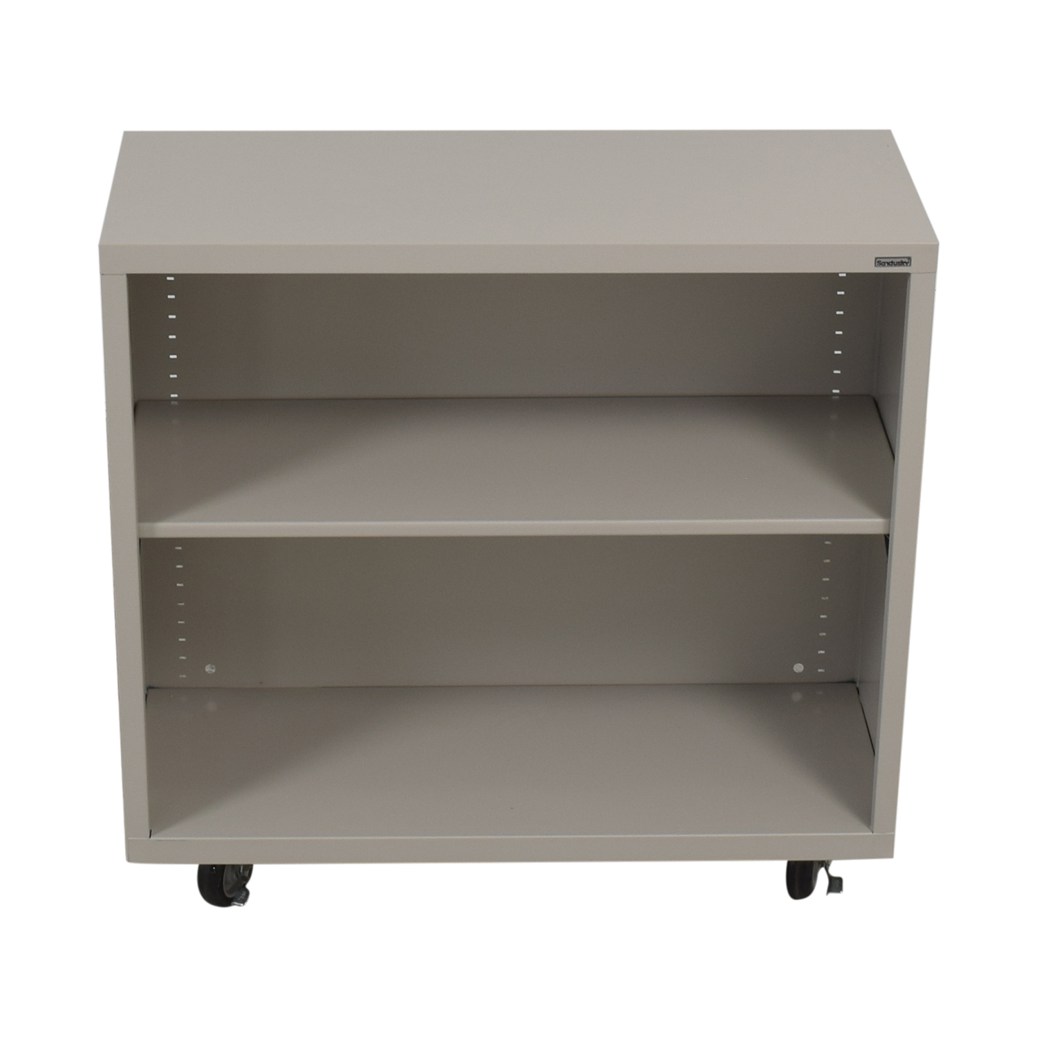 Sandusky Metal Shelves on Casters / Storage