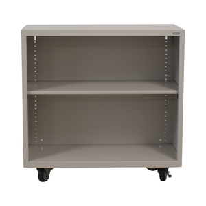 Sandusky Metal Shelves on Casters sale