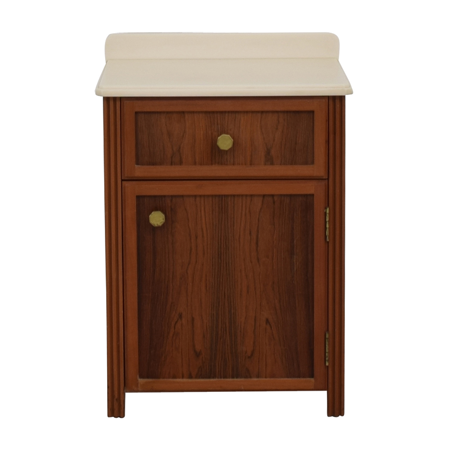 Single Drawer with Storage Cabinet used