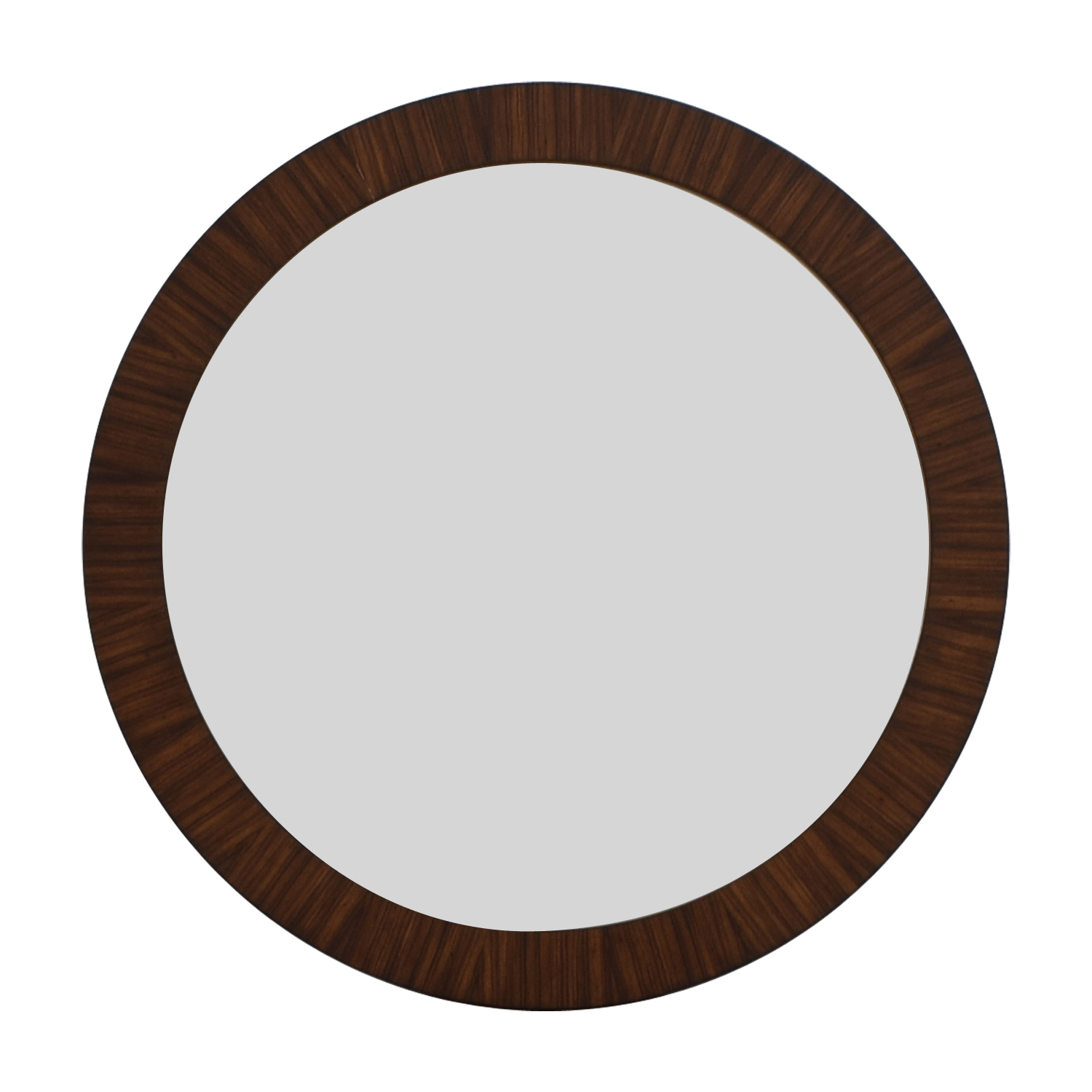 Uttermost Uttermost Wood Circular Wall Mirror discount