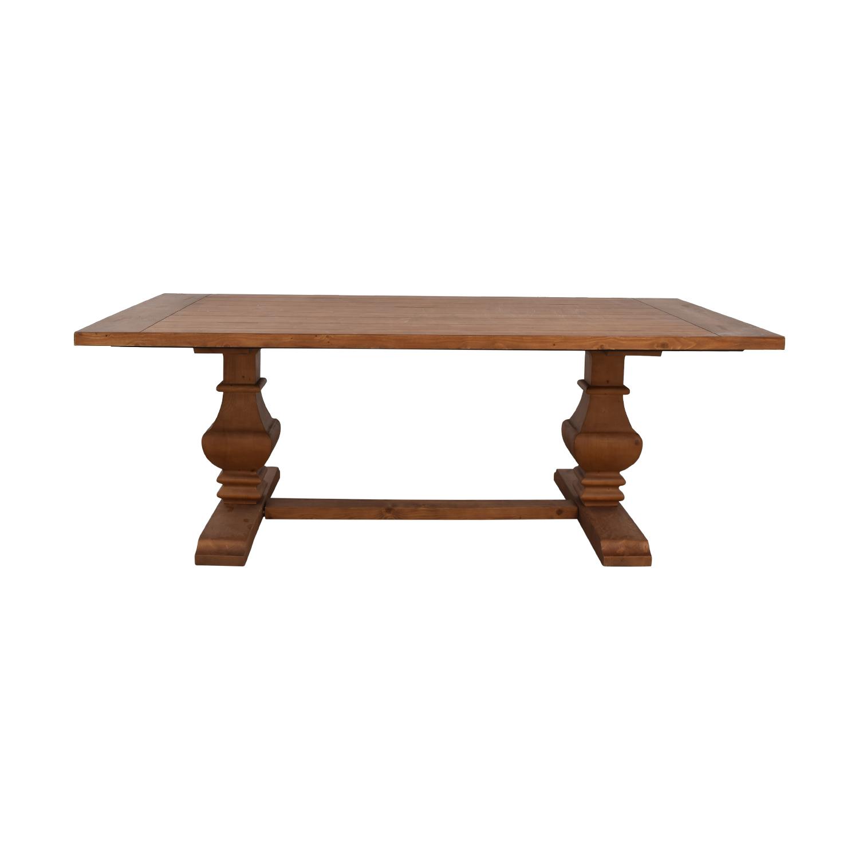 Brunhild Brunhild Wood Dining Table for sale