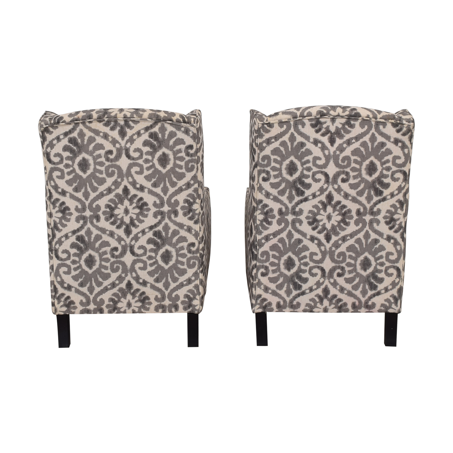 Ashley Furniture Grey and White Accent Chairs / Sofas