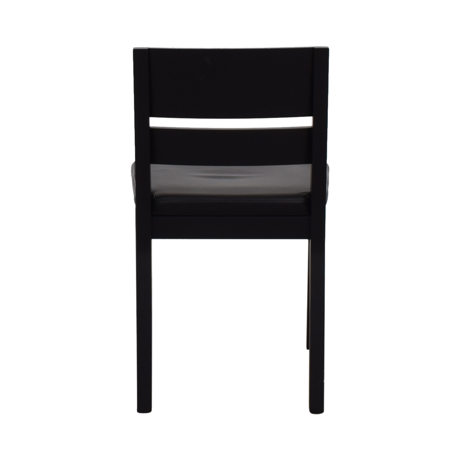 buy Room & Board Black Chair Room & Board Home Office Chairs