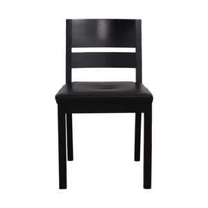 Room & Board Room & Board Black Chair price