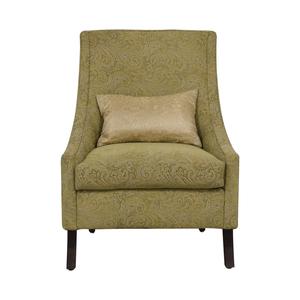 Rowe Furniture Rowe Furniture Dixon Beige Accent Chair discount