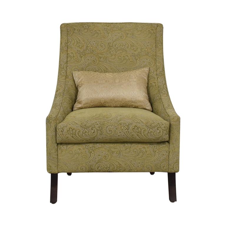 buy Rowe Furniture Dixon Beige Accent Chair Rowe Furniture