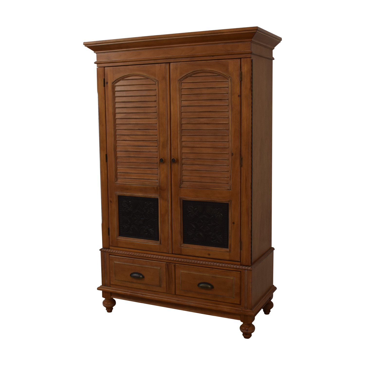 A.R.T. Furniture A.R.T. Furniture Four-Drawer Wood Wardrobe Armoire nyc