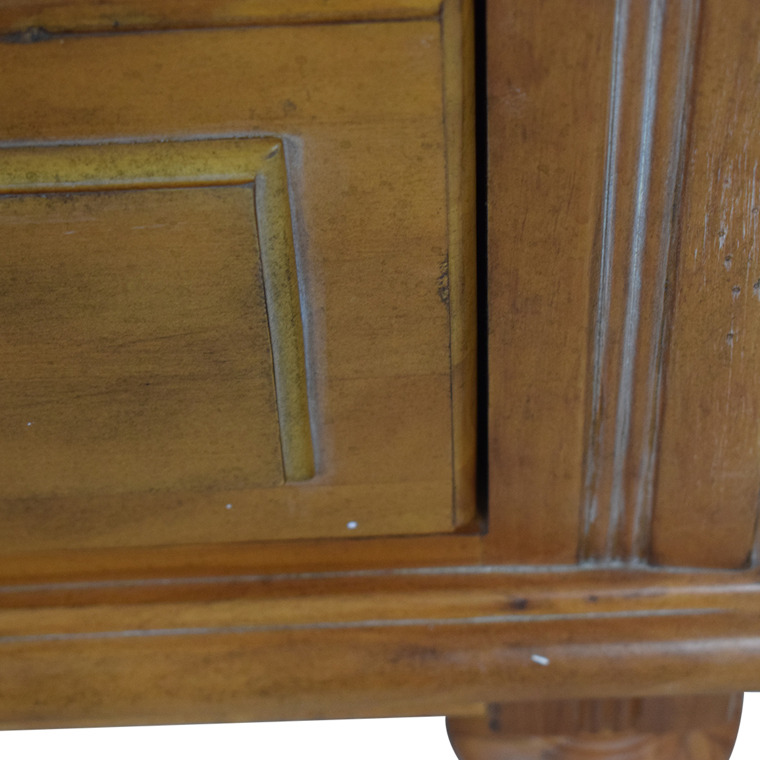 A.R.T. Furniture A.R.T. Furniture Four-Drawer Wood Wardrobe Armoire discount
