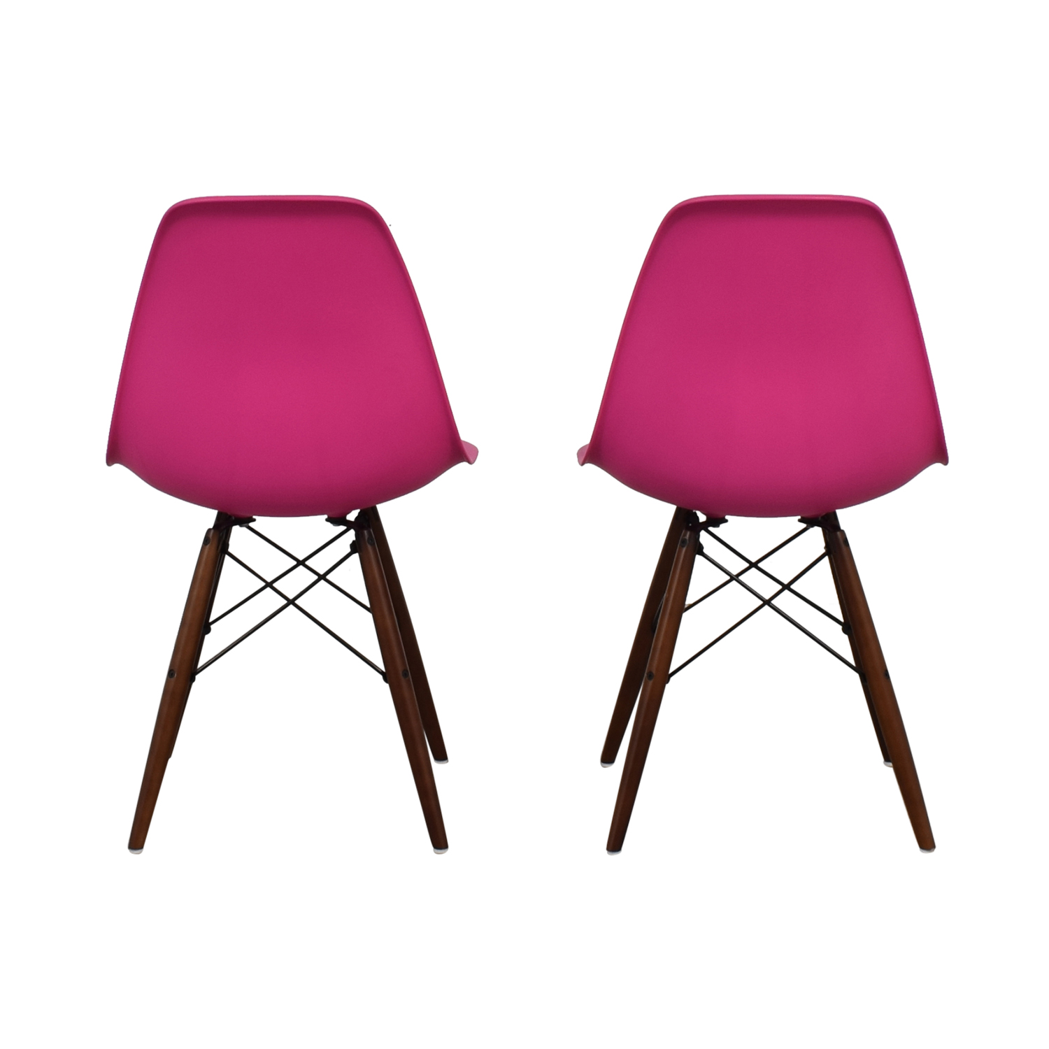 shop Mid-Century Pink Chairs