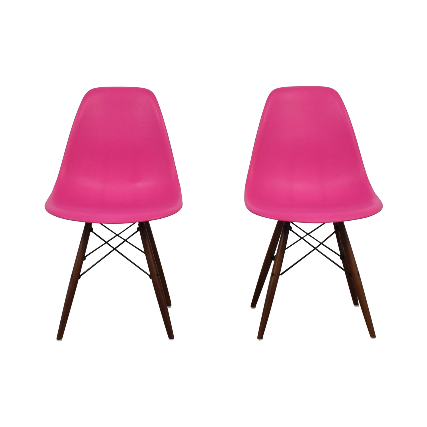 Mid-Century Pink Chairs for sale