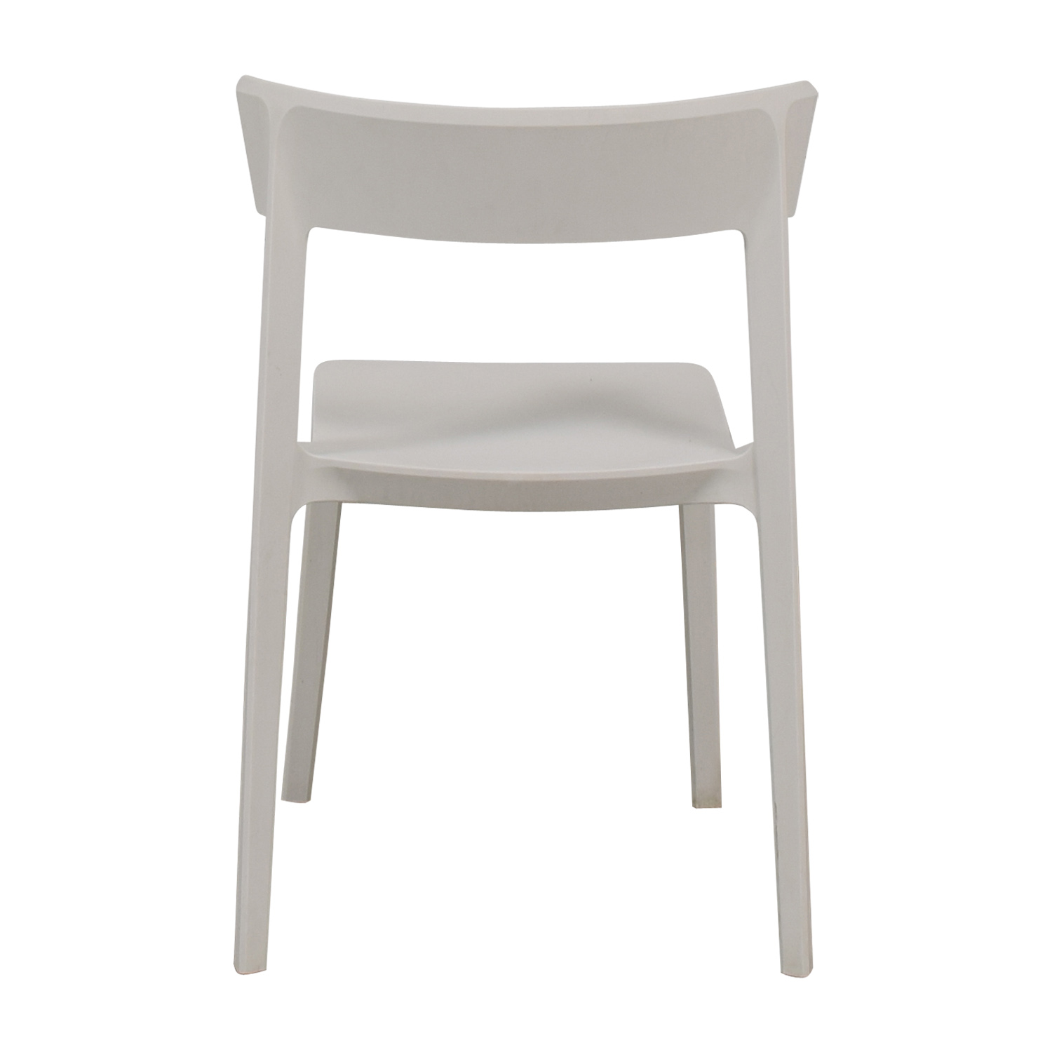 Calligaris Calligaris Skin White Chair discount
