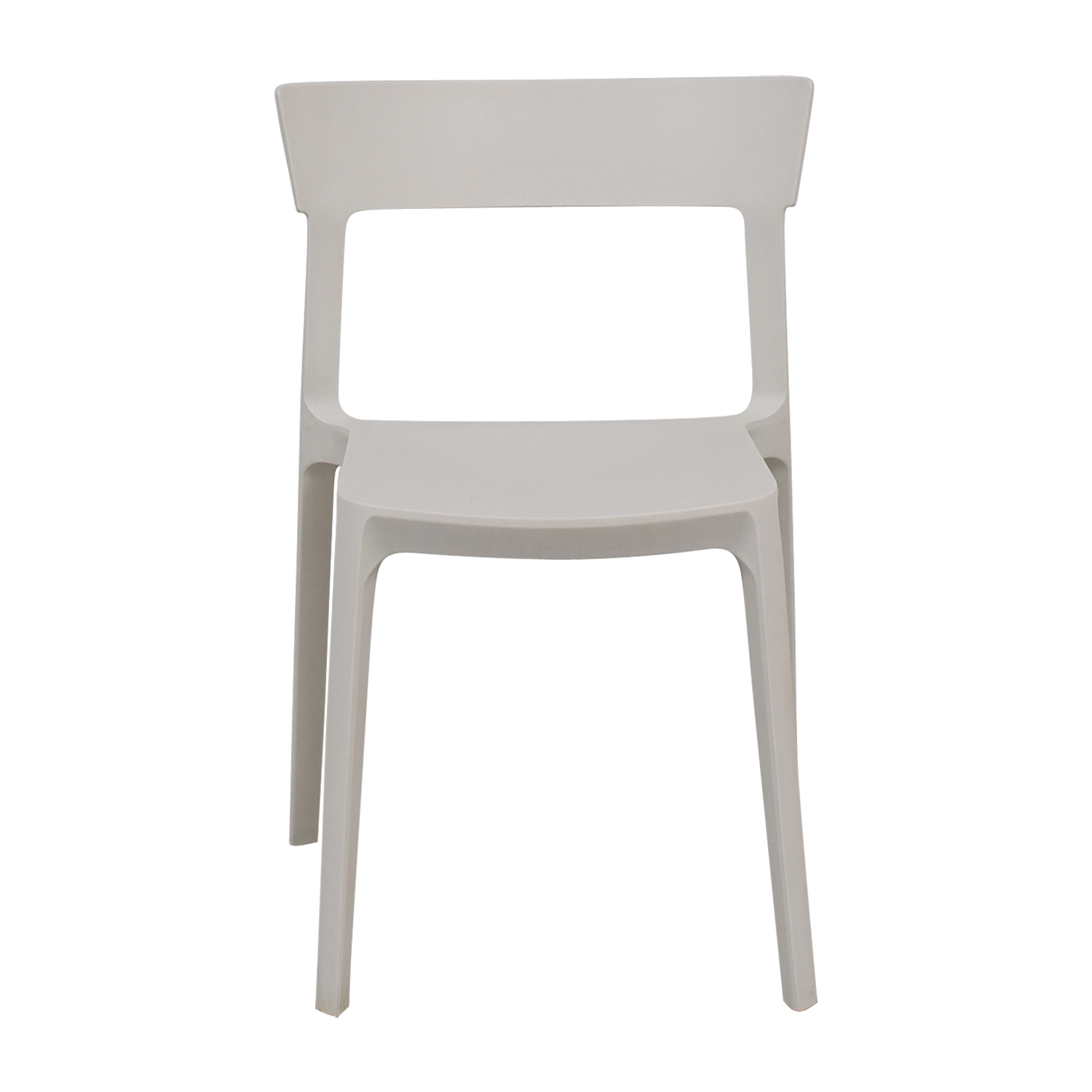 buy Calligaris Skin White Chair Calligaris Dining Chairs