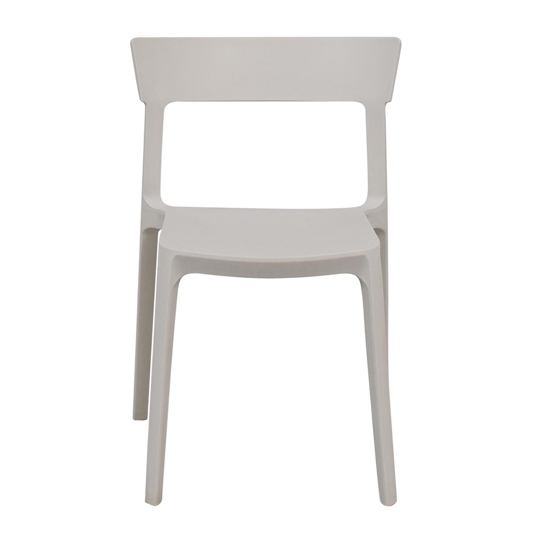 buy Calligairs Skin White Chair Calligaris Sofas