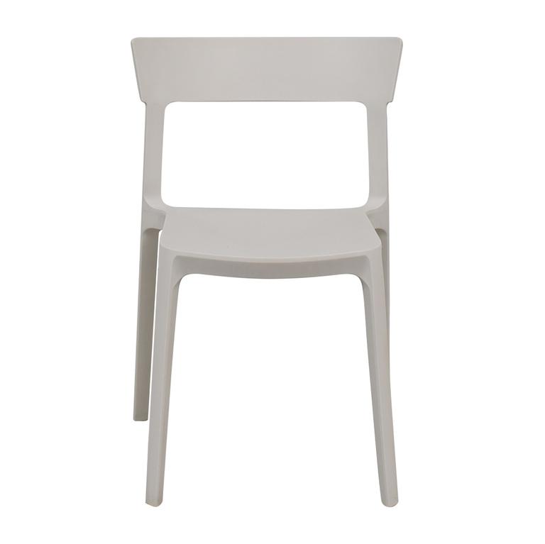 Calligaris Calligairs Skin White Chair nyc