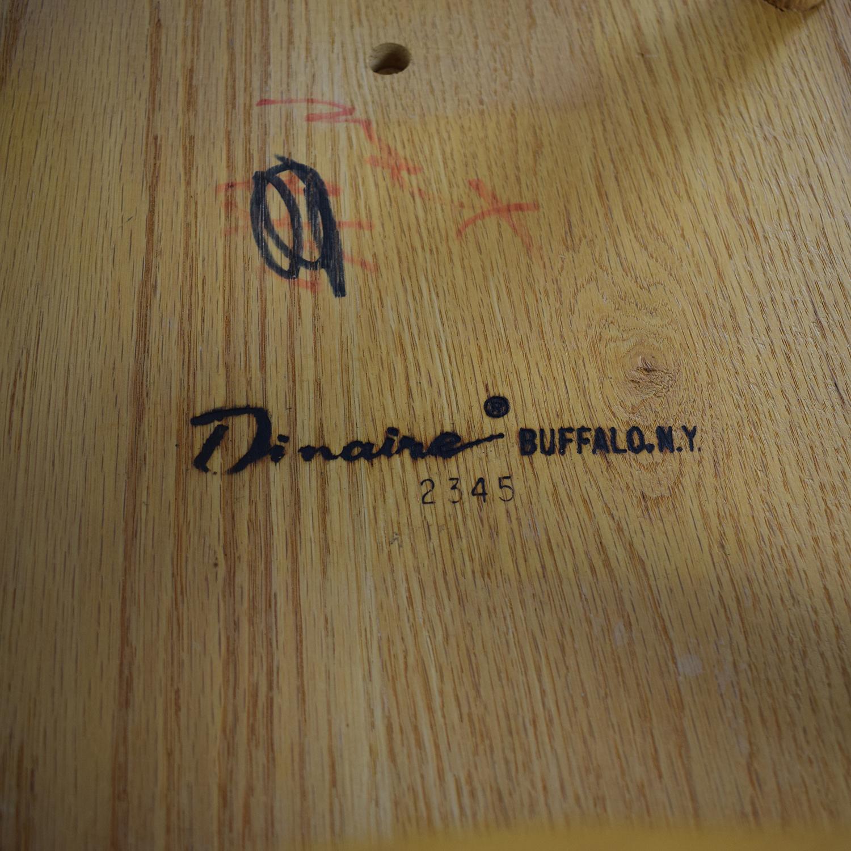 Dinaire Extendable Oak Farm Dining Set / Dining Sets