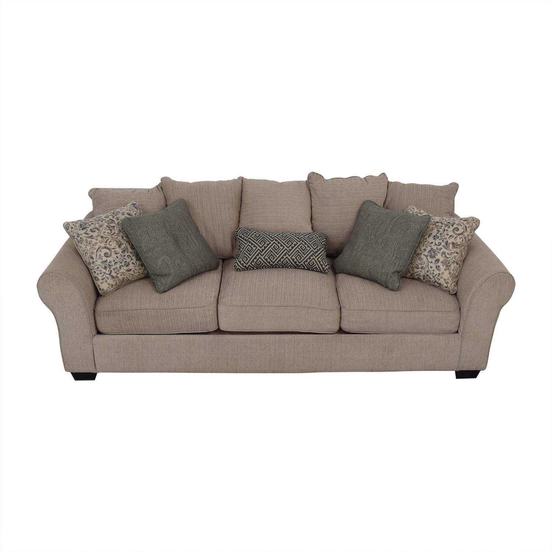 Buy Ashley Furniture: Ashley Furniture Ashley Furniture Beige Three