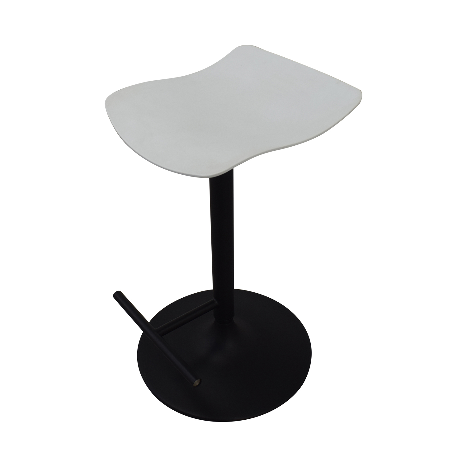 BoConcept White and Black Bar Stools / Chairs