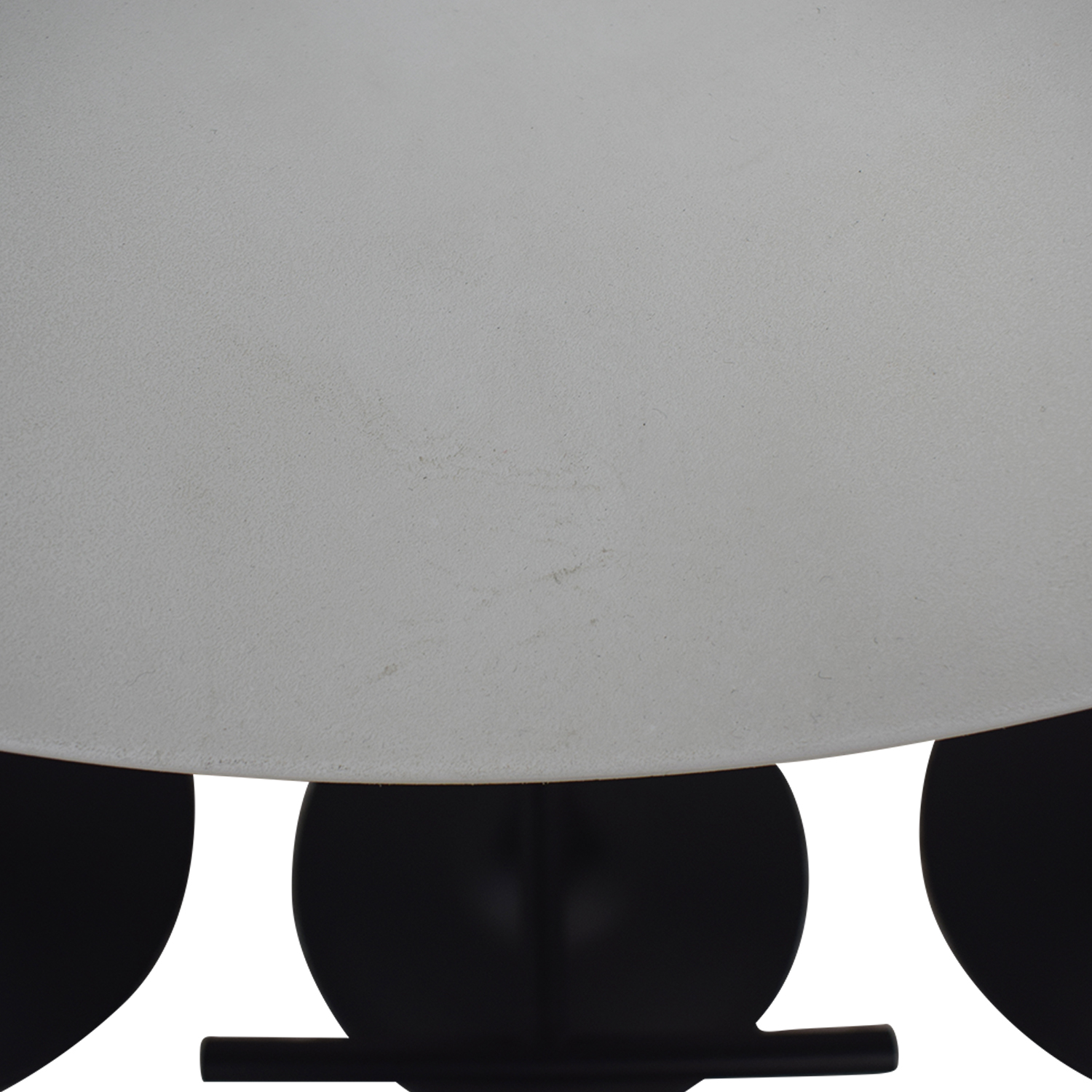 BoConcept BoConcept White and Black Bar Stools Chairs