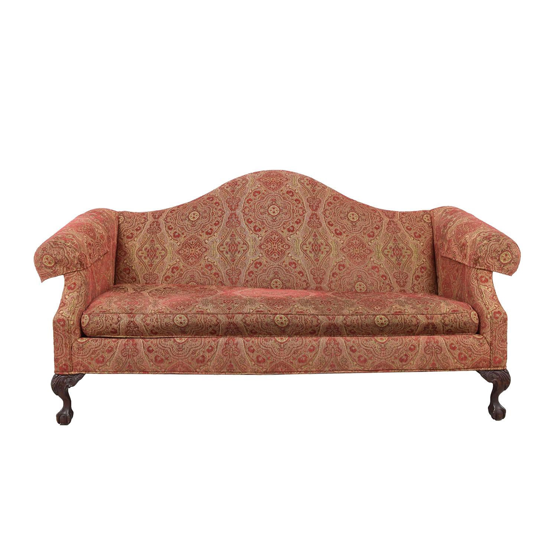 buy Ethan Allen Ethan Allen Paisley Camelback Sofa online