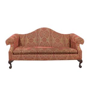 Ethan Allen Ethan Allen Paisley Camelback Sofa nj