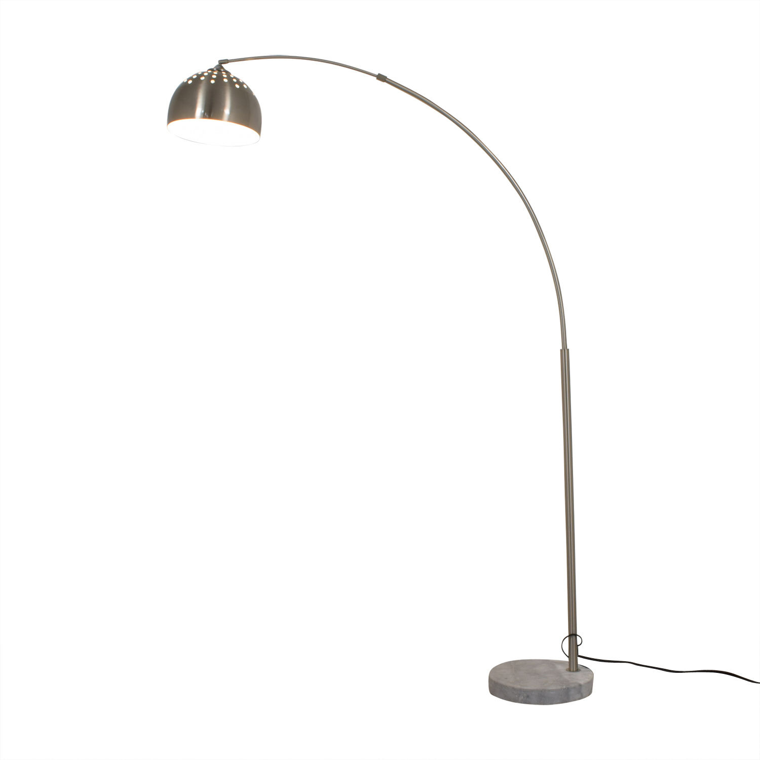 Coaster Home Furnishings Arched Chrome Floor Lamp sale