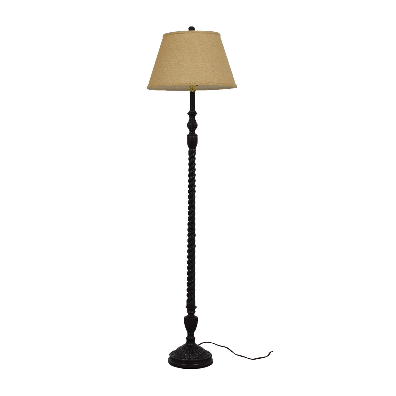 Ballard Designs Ballard Designs Wood Floor Lamp nyc