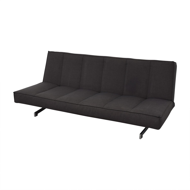 73 OFF   CB2 CB2 Flex Gravel Sofa Bed / Sofas