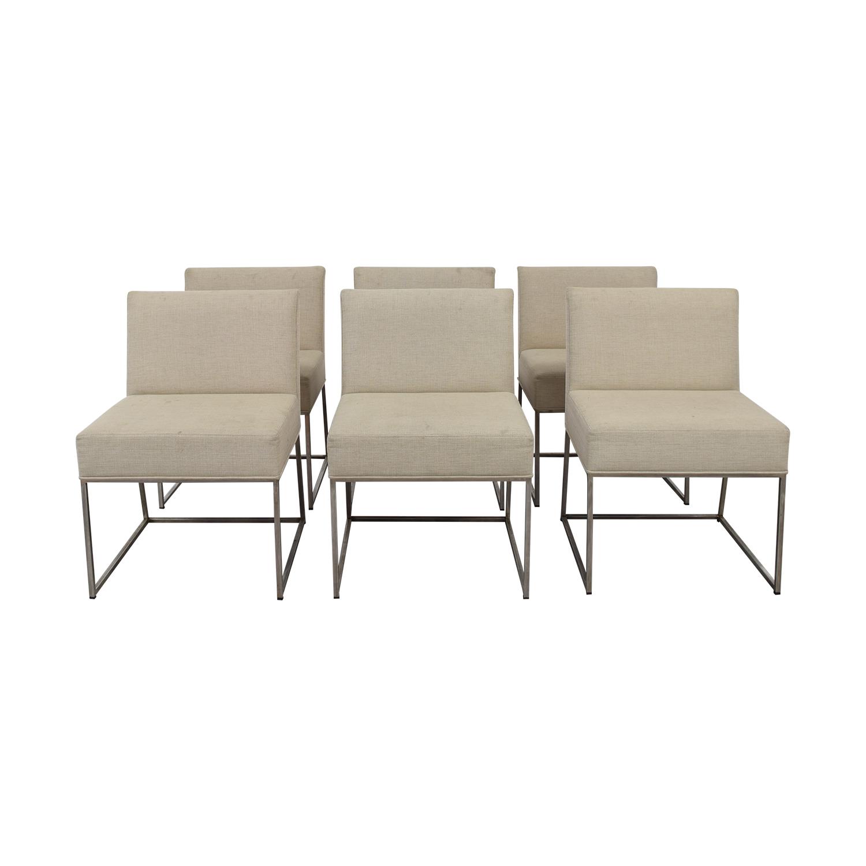 shop Kastiel Kastiel Beige Upholstered Dining Chairs online