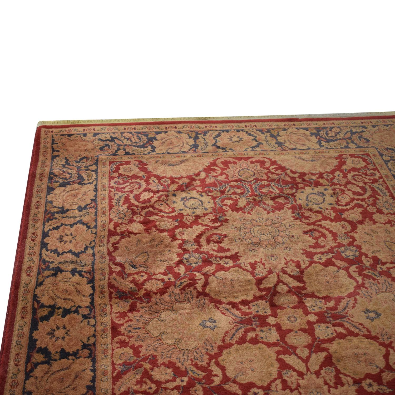buy Osta Carpets Osta Carpets Belgian Wool Tibetan-Inspired Rug online