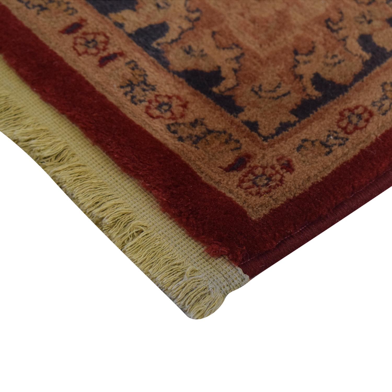 Osta Carpets Osta Carpets Belgian Wool Tibetan-Inspired Rug nj