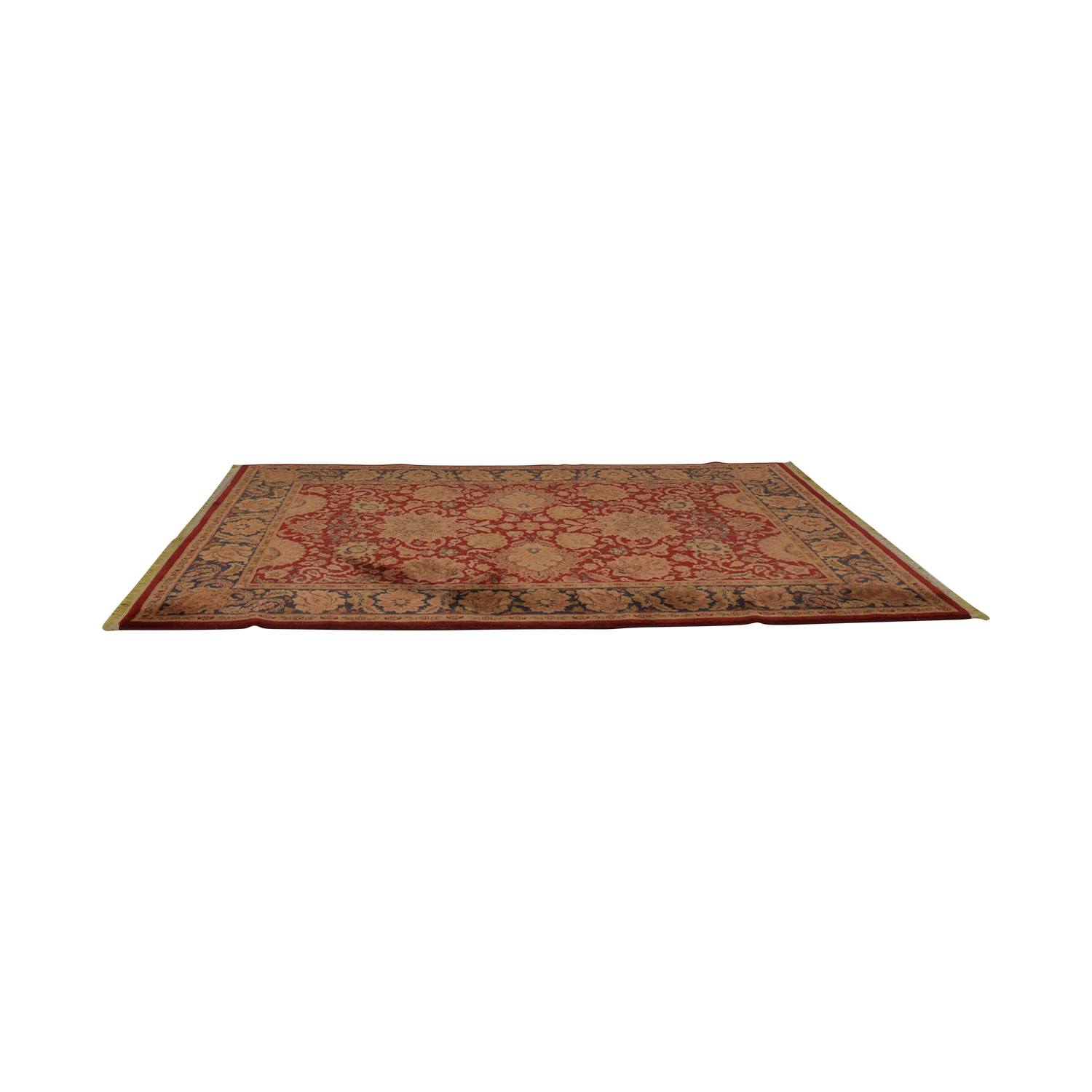 Osta Carpets Belgian Wool Tibetan-Inspired Rug / Decor