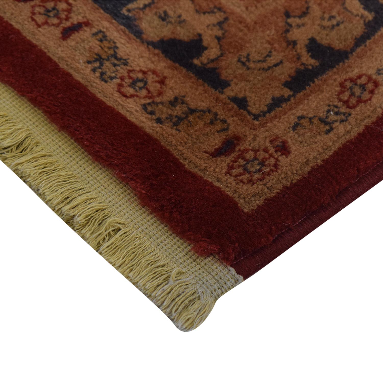 Osta Carpets Osta Carpets Belgian Wool Tibetan-Inspired Rug nyc