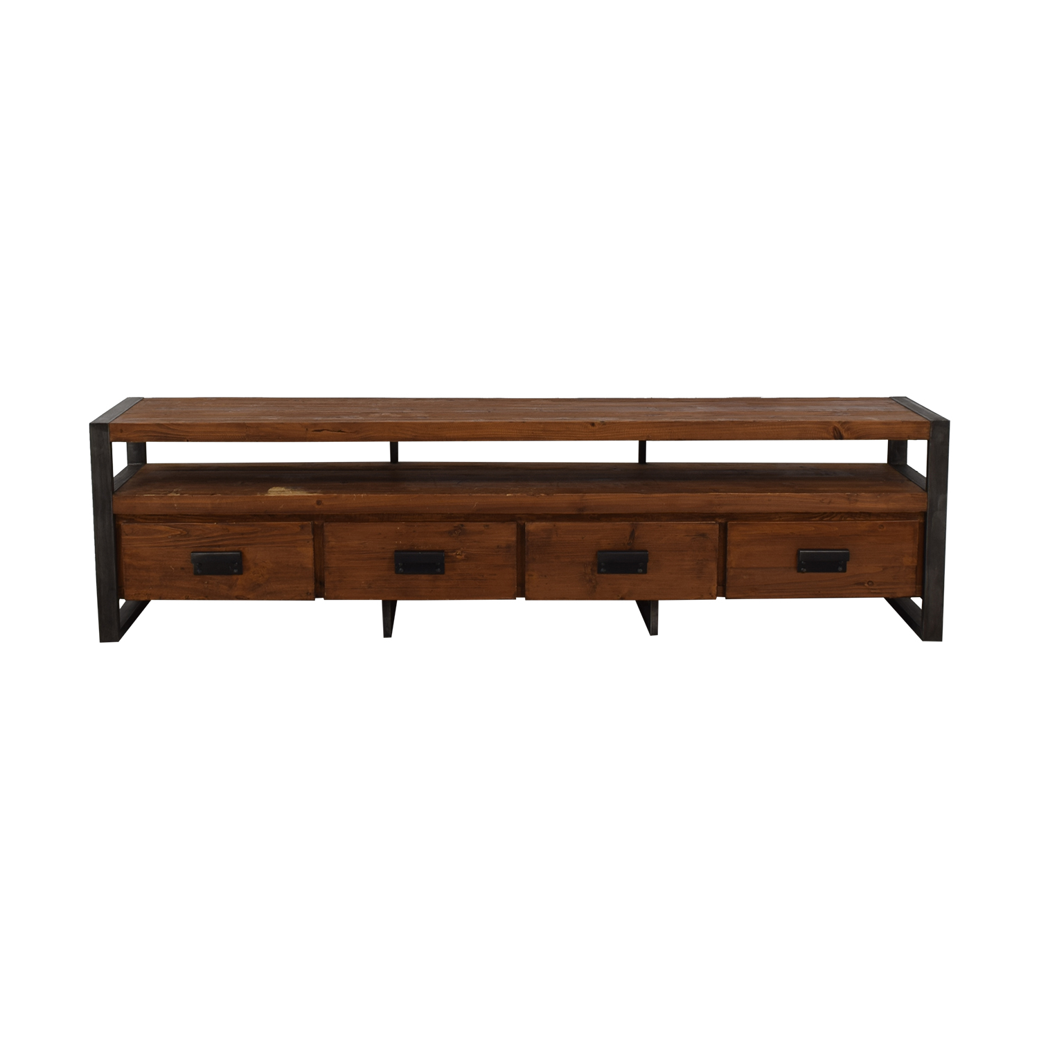 buy Union Rustic Union Rustic Kylee Four-Drawer Media Stand online