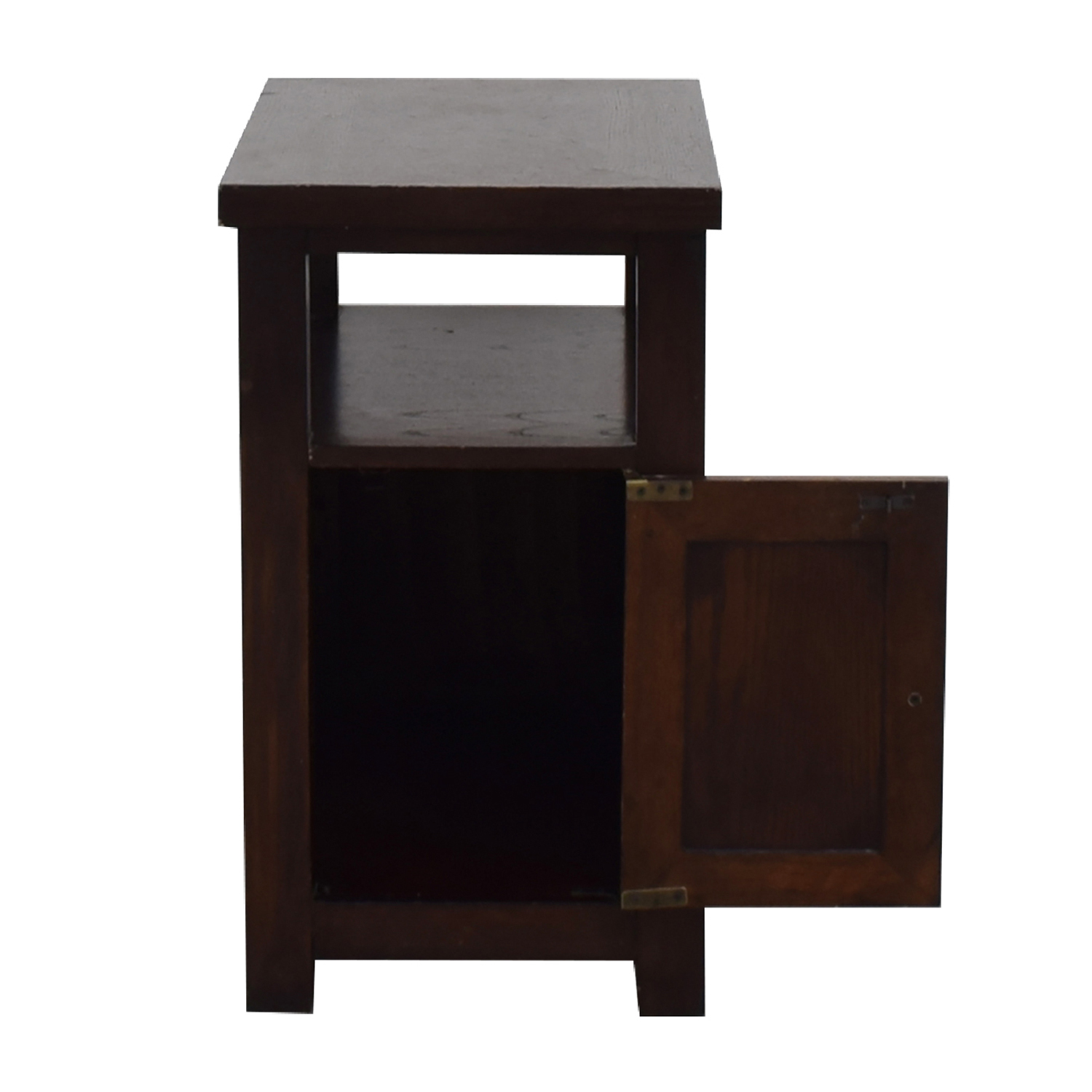Small Storage Side Table