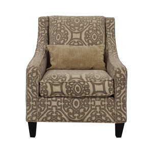 Raymour & Flanigan Raymour & Flanigan Cindy Crawford Calista Accent Chair
