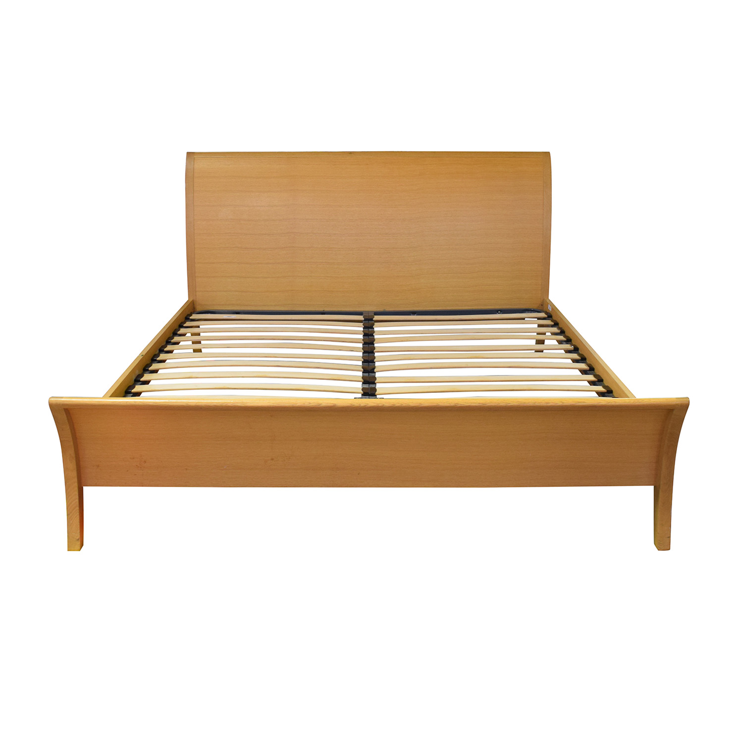 Bloomingdale's Bloomingdale's Beechwood King Size Platform Bed price