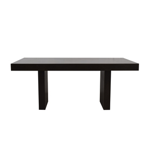 West Elm Hayden Black Dining Table / Tables